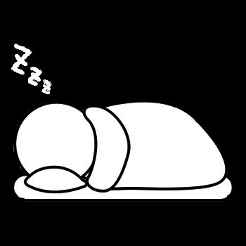 睡眠 - コピー